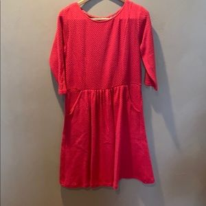 Matilda Jane coral Virginia dress. NWT